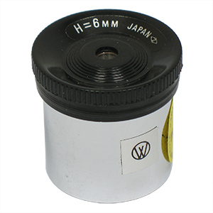 H=6mm Telescope Lens
