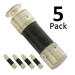 (Pouch of 5)  5amp Fuse F15B250V5AS