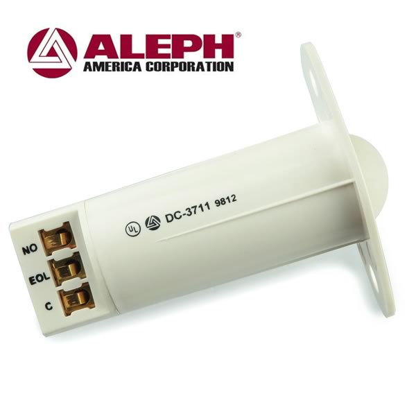 (Factory Bag of 5) Alarm System Rollerball Switch - White