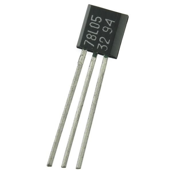 (Pkg 24) 78L05 + 5 VDC Regulator