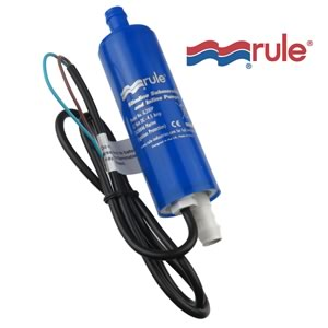 Rule Model iL200P 12VDC Inline Pump