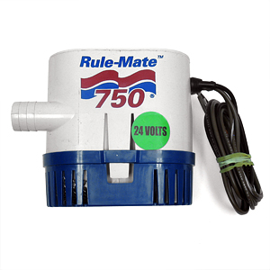 Rule-Mate 750 24VDC Bilge Pump