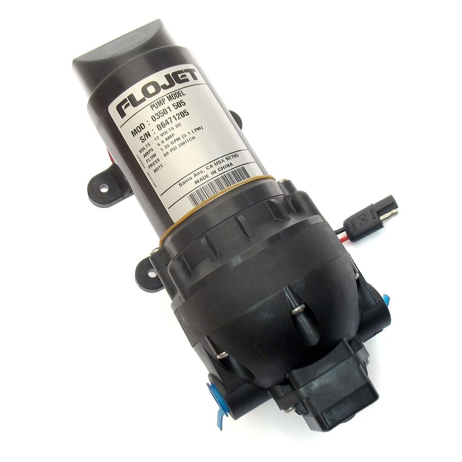 Flojet 03501-505 12VDC 60PSI Automatic 1.356PM Pump