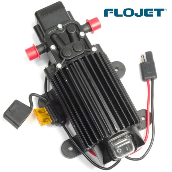 Flojet 12-30VDC Powerful Pump