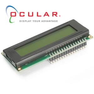 Ocular Backlight FMA1613, LCD Module