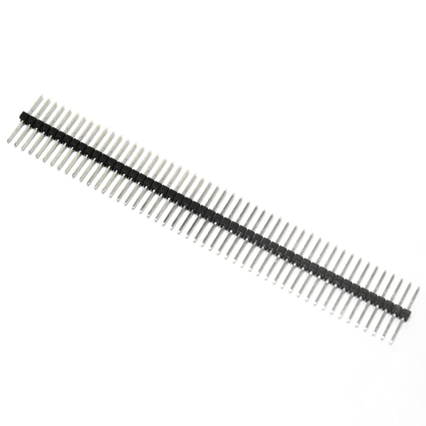 (Pkg of 3) 50 Pin Snap Apart Male Header
