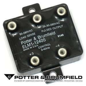 Potter and Brumfield ELM1-1240S Solid State Relay