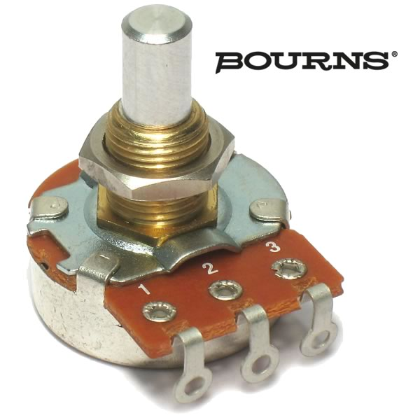 Bourns 250K, 24mm Linear Taper Potentiometer