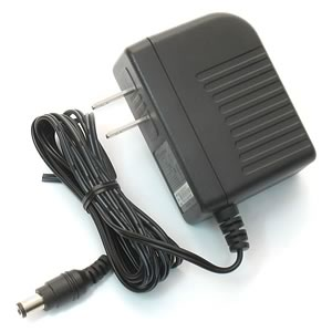 Powerful 12VDC, 1.5Amp Switching Adapter