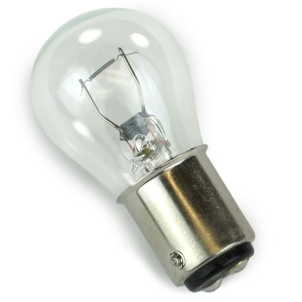 (Box of 10) 895 Lamp 40V 0.53Amp S8 Bulb