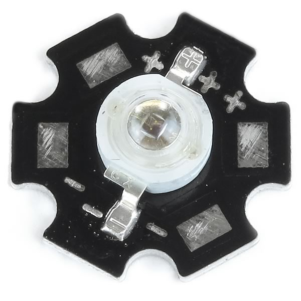 3 Watt 730-740 nm Infrared LED