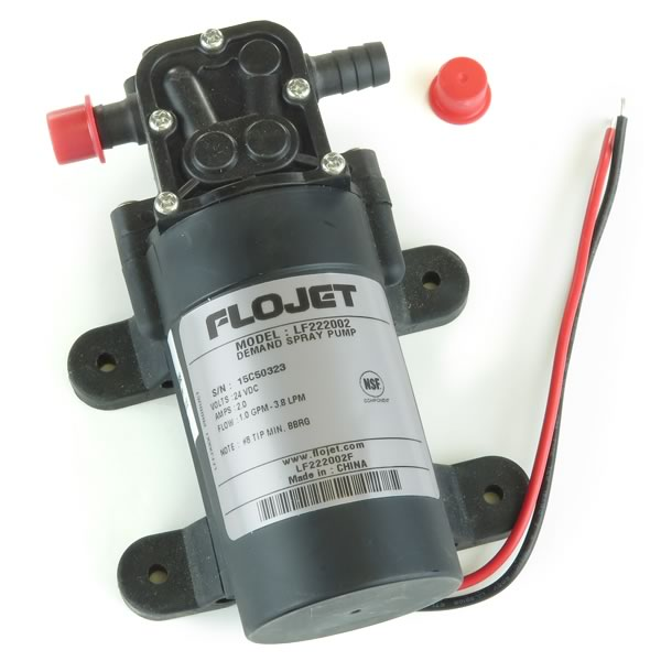 Flojet Pump Model LF222002