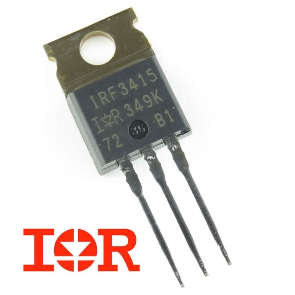 (Pkg 10) IRF3415 N-Channel Hexfet® Power MOSFET
