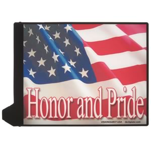 GloPlate : Honor and Pride