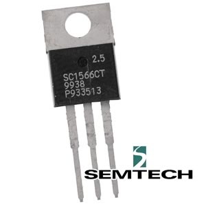 (Pkg 3) Semtech SC1566CT 2.5V 3Amp Very Low  Dropout Regulator