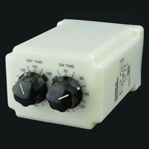 Potter and Brumfield CRB-48-30180 Recycle Time Delay Relay