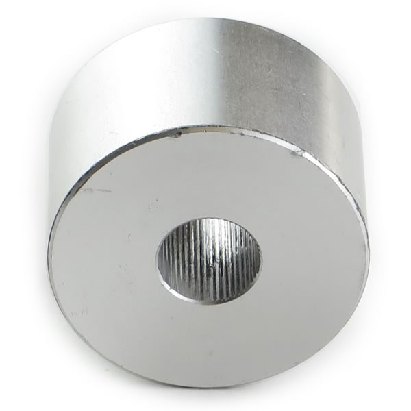 Heavy Duty Solid Aluminum Roller