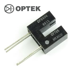 (Pkg of 5) OPTEK OPB804 Slotted Optical Switch