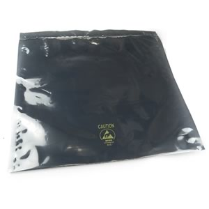 (Pkg 10) Heavy Duty Zip Lock 10 X 12 Anti-Static Bag