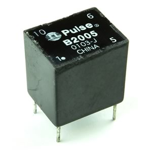 (Tube 40) Pulse B2005 Common Mode Choke
