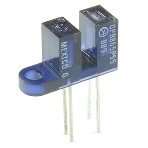 (Pkg 10) Optek OPB865P55 Slotted Optical Switch