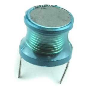 (Pkg 4) 60uH Radial Inductor