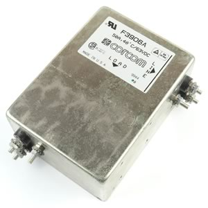 CLEARANCE! Massive DC 50Amp/63VDC Filter by Corcom