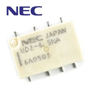 Subminiature Relay NEC UD2-4.5NA