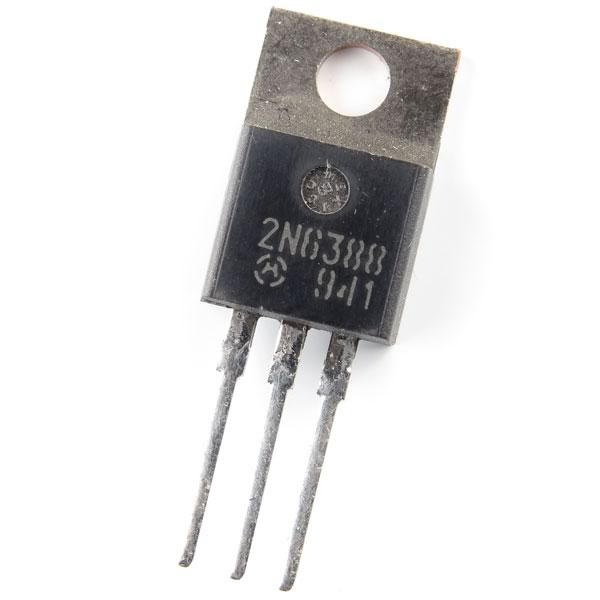 (Pkg 5) 2N6388 NPN 80V 10AMP Darlington