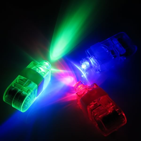 (Pkg 3) Handy Finger Lights