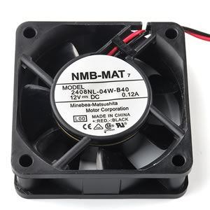 NMB-MAT 2408NL-04W-B40 L00 12VDC 60mm Fan