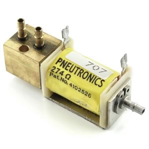 Pneutronics 11-10-3-BV-24 / 24VDC 100PSI Mini Vacuum Switch