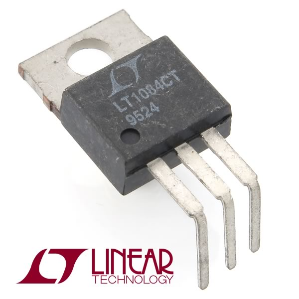 Linear Technology LT1084CT Voltage Regulator