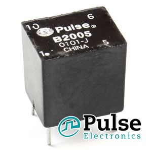 (Pkg 5) Pulse B2005 Common Mode Choke