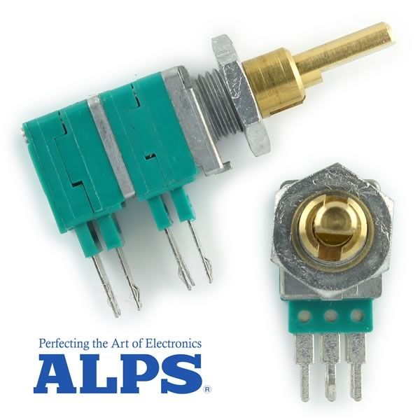 (Pkg 4) ALPS Precision 2X Dual Pot