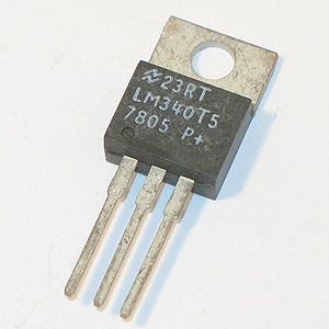 LM340T5 3-Terminal Positive Voltage Regulator (National)