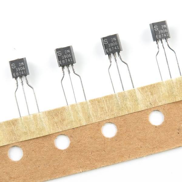 (Pkg 100) Special Purchase 2N3906 PNP Transistor