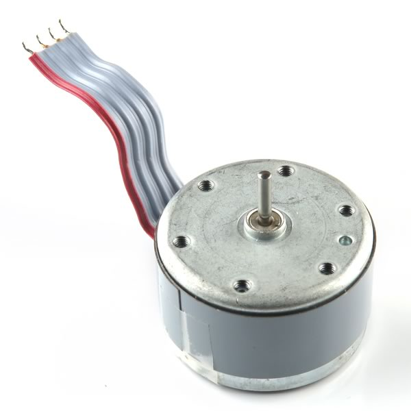 (Pkg 2) MS15U2LWIA DC Motor Used in Sony & Aiwa Cassette Mechanism