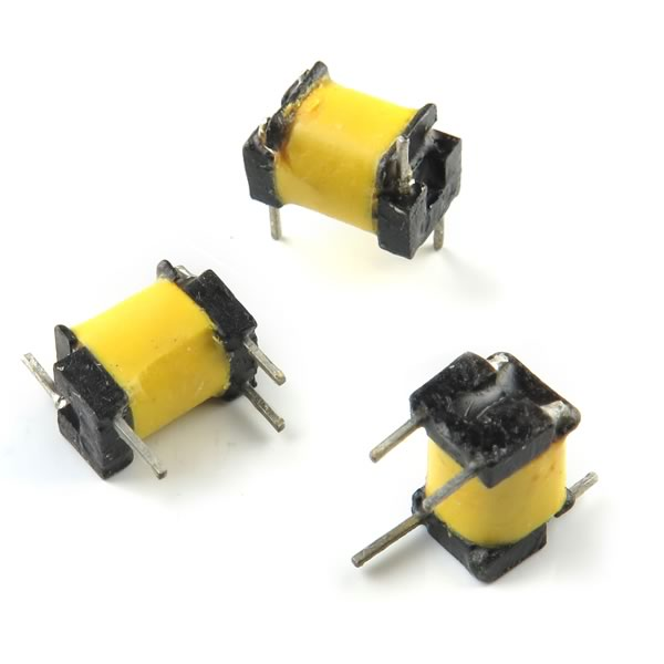 (Pkg 3) Subminiature 4kV Trigger Coil for Strobe
