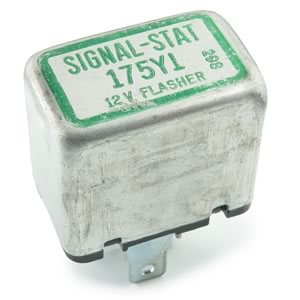 CLEARANCE! Antique 175Y1 Signal-Stat 12V Flasher