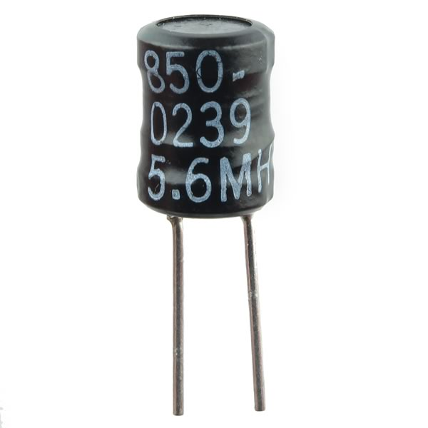 (Pkg 10) 5.6mH Inductor