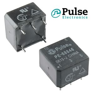SALE! (Pkg 4) Pulse PE-68646 3KVrms Transformer