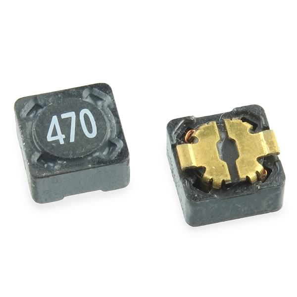 (Pkg 10) DQ7545-470M 47uH SMD Inductor