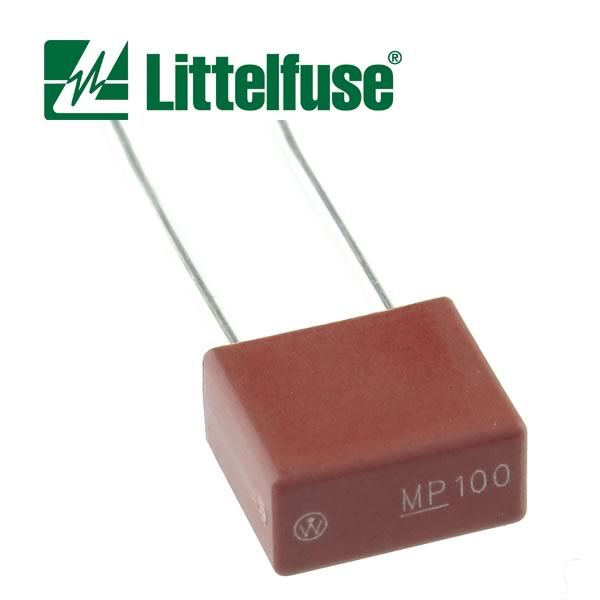 (Pkg 5) Littelfuse 398 Series MP100 1Amp Fuse