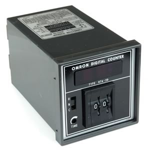 Omron Digital Counter H7A - 2D