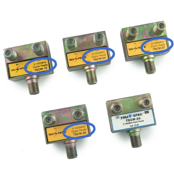 (Pkg 5) Coupler Assortment