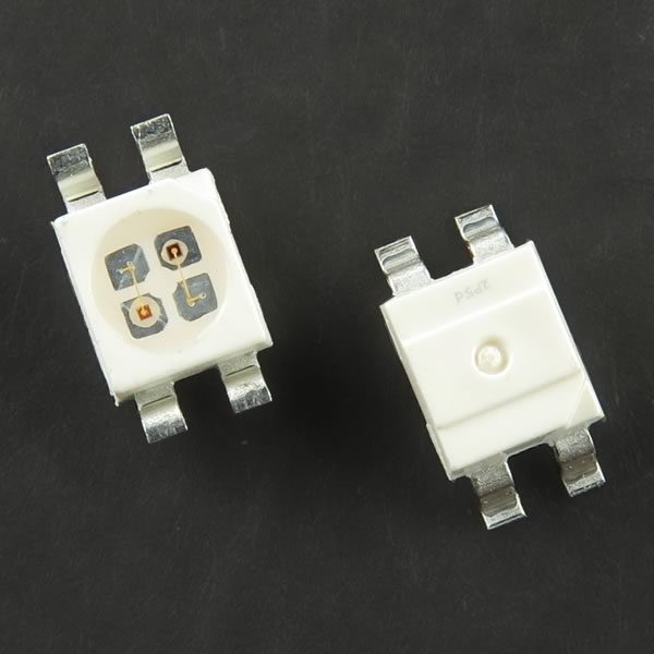 (Pkg 25)  OSRAM Red/Green SMD Dual LED LSGT770