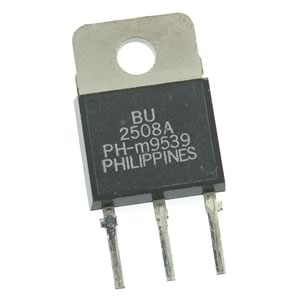 (Pkg 4) BU2508A Silicon Diffused Power Transistors
