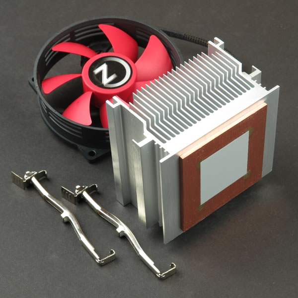 Rosewill RCX-Z200 Copper Base Cooler for Intel P4 478 3.46Hz Prescott