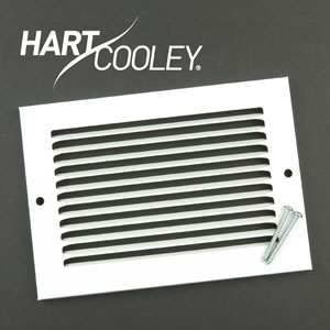 Hart & Cooley R5501 White 6